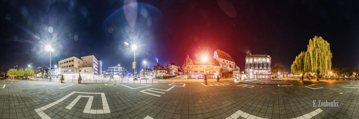 360 Grad Panorama Bild am Elbenplatz in Böblingen