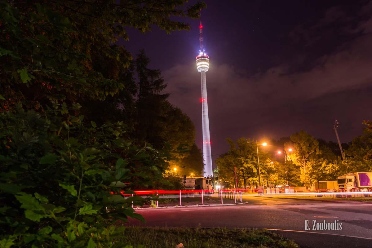 Timelapse Aufnahmen in Stuttgart am Fernsehturm