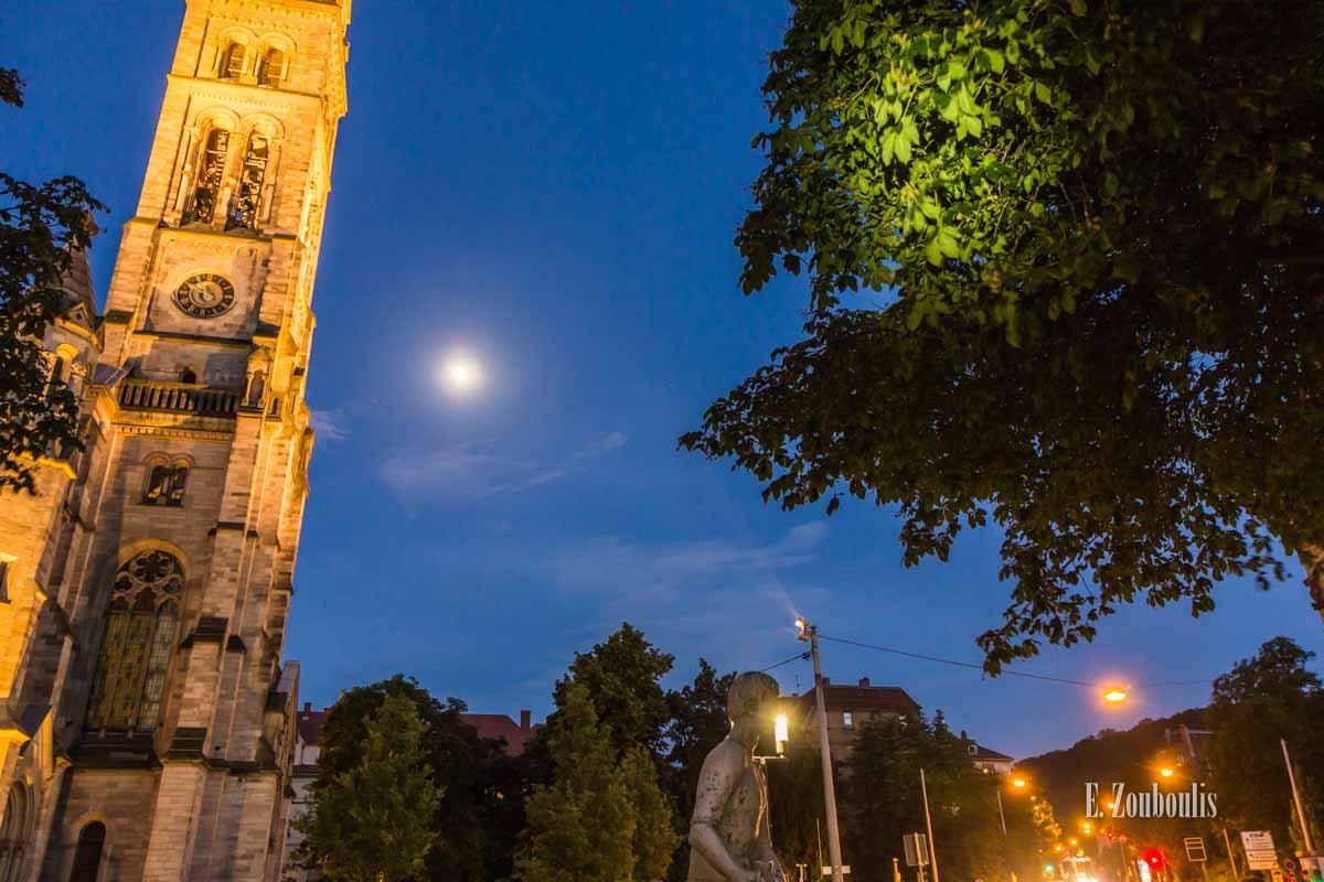 Timelapse Aufnahmen in Stuttgart in Heslach